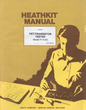 HEATHKIT MANUAL - Tubular Electronics
