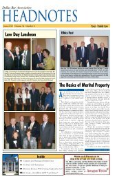Download June 2010 Headnotes PDF - Dallas Bar Association