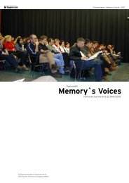 Memory`s Voices - Supromobil