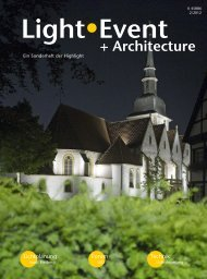 Light - Event + Architecture - Stadt Rietberg