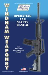 operating and safety manual - Academy Sports + Outdoors