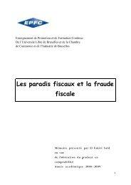 Les paradis fiscaux et la fraude fiscale - Christian Langelet