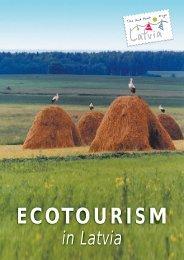 Ecotourism - Latvia