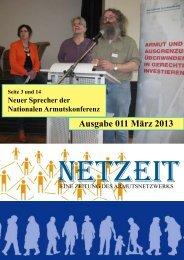 Ausgabe 011 März 2013 - Armutsnetzwerk