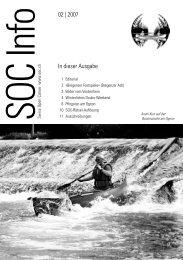 Heft 2 - Swiss Open Canoe