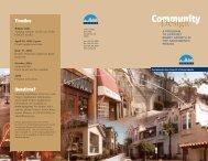 Community Design Brochures - sacog