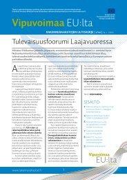 uutiskiRje - Rakennerahastot.fi