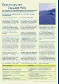 Door met Duurzaam Veilig - kort - SWOV - Page 3