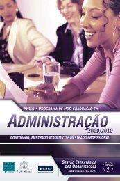 ppga • programa de pós-graduação em doutorado ... - PUC Minas