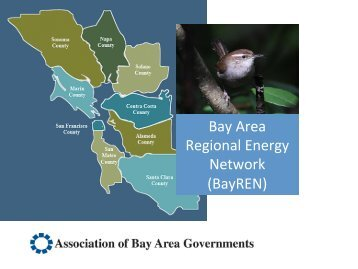 San Francisco Bay Area Regional Energy Network (BayREN) - Local ...
