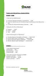 Fragen zum Geocaching J jüngere Schüler - BUND Konstanz