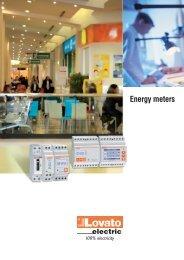 Energy meters - elmeco Handels GmbH