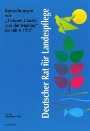 Scan (25 MB) - Deutscher Rat für Landespflege
