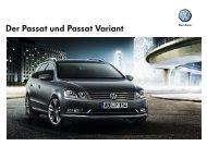 Der Passat und Passat Variant - VW Passat