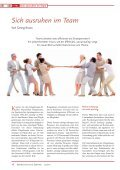 Mein Platz im Team - Kommunikation & Seminar - Page 5