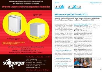 SpiezInfo Januar 2013 (PDF) - in Spiez