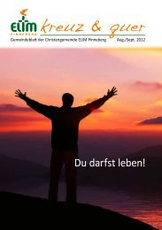 kq_08_12 - Christengemeinde Elim Pinneberg