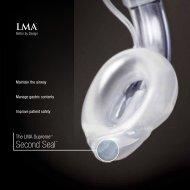 Second Seal™ - LMA North America