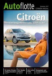 Für jeden Einsatz maßgeschneidert - Citroën