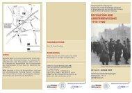 Tagungsprogramm - Haus der Geschichte des Ruhrgebiets