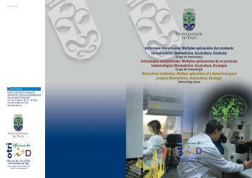 Inmunología - Universidade de Vigo
