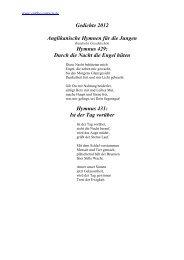 Gedichte 2012