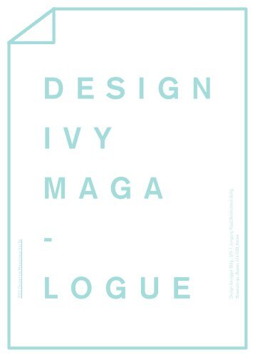 Catalogue PDF Download - 디자인글꼴