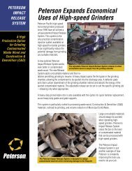 Impact Release System brochure
