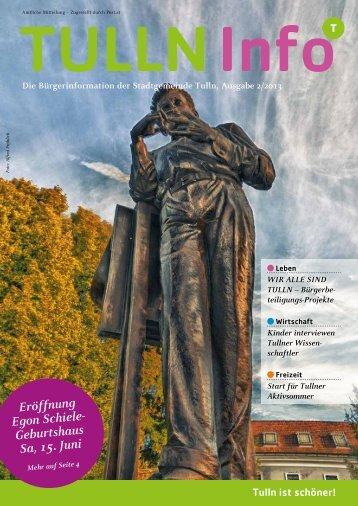 Dokument herunterladen - Tulln an der Donau