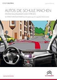 Informationen über das Fahrschulpaket finden Sie hier - Citroën