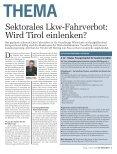 Lkw-Fahrverbot: Hoffnungsschimmer fürunserewirtschaft - Seite 3