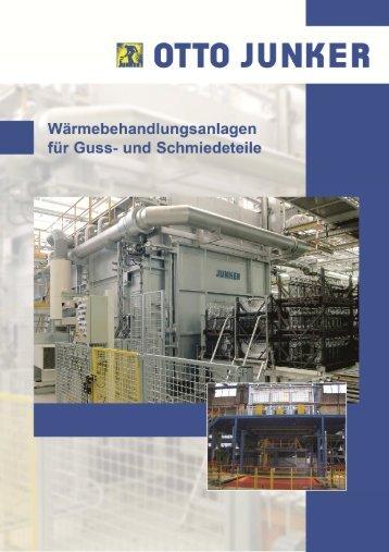 Download Prospekt Vergüteanlagen für Aluminium 2012