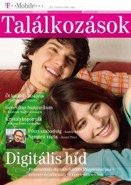 Találkozások magazin 2008. május - T-Mobile