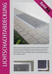 Download PDF Lichtschachtabdeckung - Semofix Insektenschutz