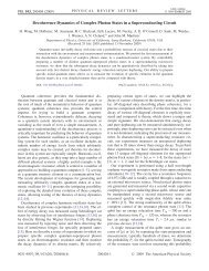 Decoherence Dynamics of Complex Photon States in a ...