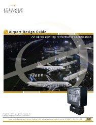 Airport Design Guide - Sterner Lighting