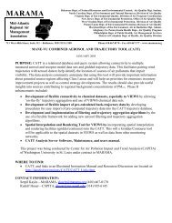 Fact Sheet - MARAMA | Mid-Atlantic Regional Air Management ...