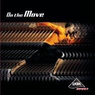 On the Move - LYCRA.com