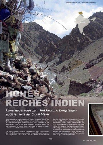 Ladakh / Indien - Outdoor-Touristik