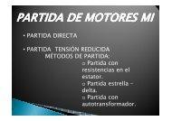 4.-PARTIDA DE MI TRIFASICOS