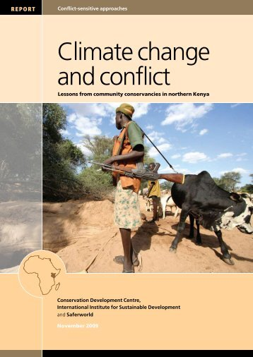 Climate change and conflict - Brand2D