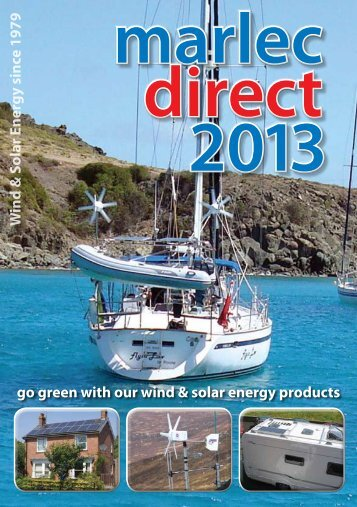 to Download the New Marlec Direct 2013 Catalogue