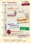 Wirtshaus-Kalender - Wirtshaus zur Brezel - Seite 2