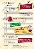 Wirtshaus-Kalender - Wirtshaus zur Brezel - Seite 6