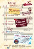 Wirtshaus-Kalender - Wirtshaus zur Brezel - Seite 7