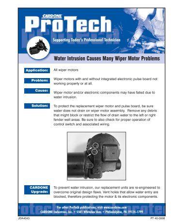 cardone pdf info motors pt 42 0001 card