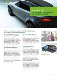 CATIA Solution Overview - Nvidia