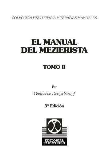 Manual del Capacitador-Asistente Electoral Tomo II (Operativo)