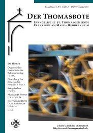 Download als PDF-Dokument - St. Thomasgemeinde