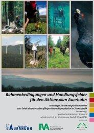 Rahmenbedingungen und Handlungsfelder für ... - Waldwissen.net